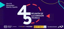 banner de difusión 45 RCT - Noviembre, España