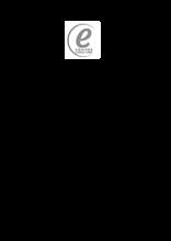Tapa del informe - blanca con letras negras