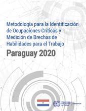 Tapa del informe Paraguay