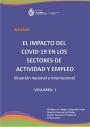 tapa del informe COVID Empleo Uruguay